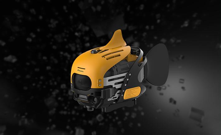 博雅工道集团--水下机器人